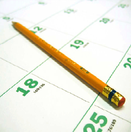 Five Reasons Why Your Blog Needs an Editorial Calendar